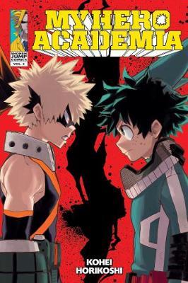 My Hero Academia, Vol. 2 - My Hero Academia 2 (Paperback)