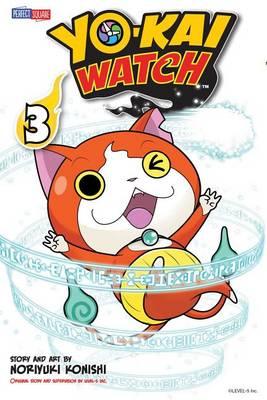 YO-KAI WATCH, Vol. 3 - Yo-kai Watch 3 (Paperback)