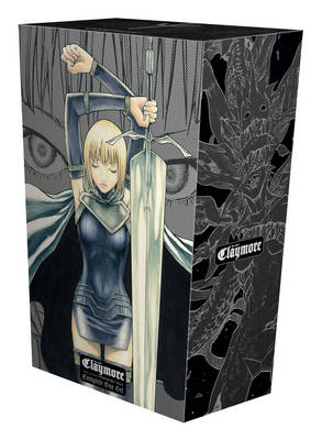Claymore Complete Box Set: Volumes 1-27 with Premium - Claymore (Paperback)