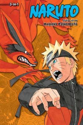 Naruto (3-in-1 Edition), Vol. 17: Includes vols. 49, 50 & 51 - Naruto (3-in-1 Edition) 17 (Paperback)