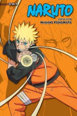 Naruto (3-in-1 Edition), Vol. 18: Includes vols. 52, 53 & 54 - Naruto (3-in-1 Edition) 18 (Paperback)