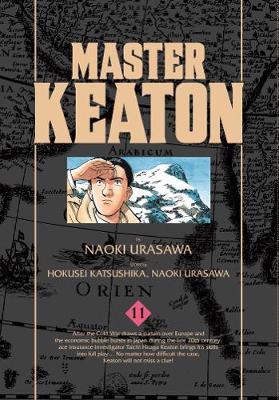 Master Keaton, Vol. 11 - Master Keaton 11 (Paperback)