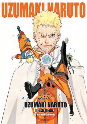 Uzumaki Naruto: Illustrations - Uzumaki Naruto: Illustrations (Paperback)