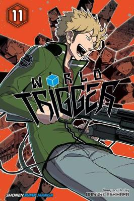 World Trigger, Vol. 11 - World Trigger 11 (Paperback)