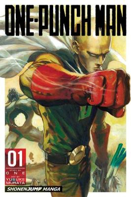 One-Punch Man, Vol. 1 - One Punch Man 1 (Paperback)