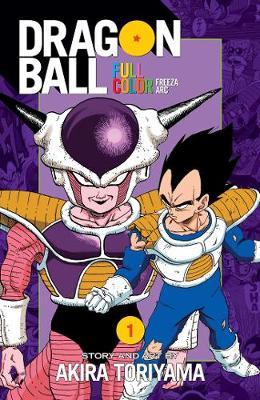 Dragon Ball Full Color Freeza Arc, Vol. 1 - Dragon Ball Full Color 1 (Paperback)