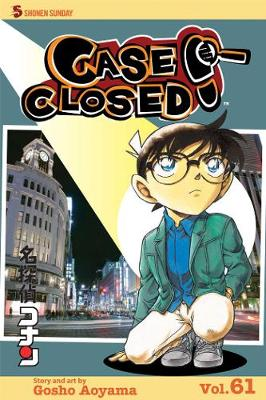 Case Closed, Vol. 61: Shoes to Die for - Case Closed 61 (Paperback)