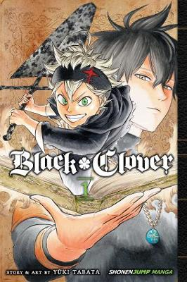 Black Clover, Vol. 1 - Black Clover 1 (Paperback)