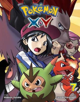 Pokemon X*Y, Vol. 7 - Pokemon 7 (Paperback)