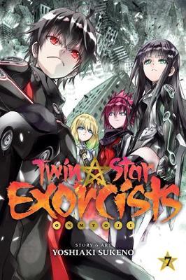 Twin Star Exorcists, Vol. 7: Onmyoji - Twin Star Exorcists (Paperback)