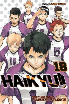 Haikyu!!, Vol. 18 - Haikyu!! 18 (Paperback)