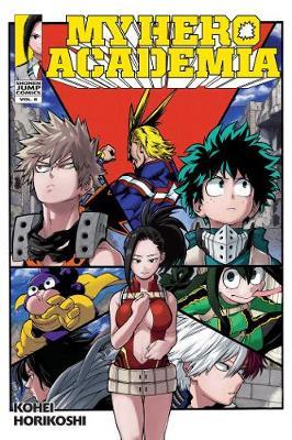 My Hero Academia, Vol. 8 - My Hero Academia 8 (Paperback)