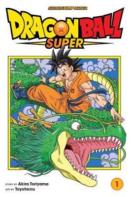 Dragon Ball Super, Vol. 1 - Dragon Ball Super 1 (Paperback)