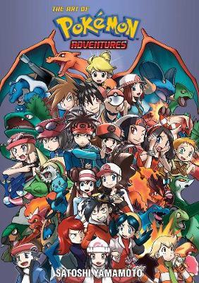Pokemon Adventures 20th Anniversary Illustration Book: The Art of Pokemon Adventures - Pokemon 1 (Paperback)