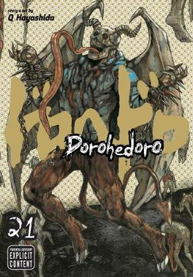 Dorohedoro, Vol. 21 - Dorohedoro 21 (Paperback)