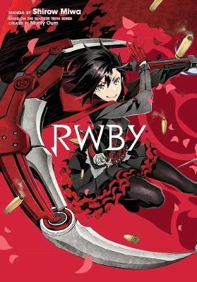 RWBY - RWBY (Paperback)