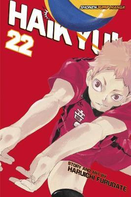 Haikyu!!, Vol. 22 - Haikyu!! 22 (Paperback)