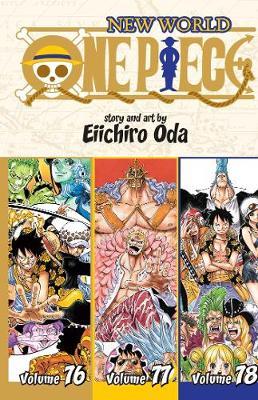 One Piece (Omnibus Edition), Vol. 26: Includes vols. 76, 77 & 78 - One Piece (Omnibus Edition) 26 (Paperback)
