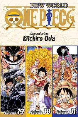 One Piece (Omnibus Edition), Vol. 27: Includes vols. 79, 80 & 81 - One Piece (Omnibus Edition) (Paperback)