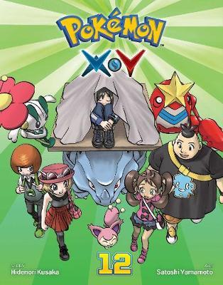 Pokemon X*Y, Vol. 12 - Pokemon 12 (Paperback)
