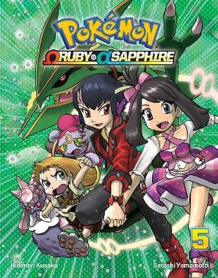 Pokemon Omega Ruby Alpha Sapphire, Vol. 5 - Pokemon 5 (Paperback)