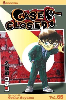 Case Closed, Vol. 65 - Case Closed 65 (Paperback)