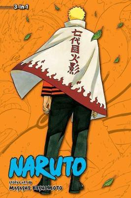 Naruto (3-in-1 Edition), Vol. 24: Includes vols. 70, 71 & 72 - Naruto (3-in-1 Edition) 24 (Paperback)