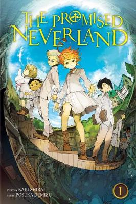 The Promised Neverland, Vol. 1 - The Promised Neverland 1 (Paperback)