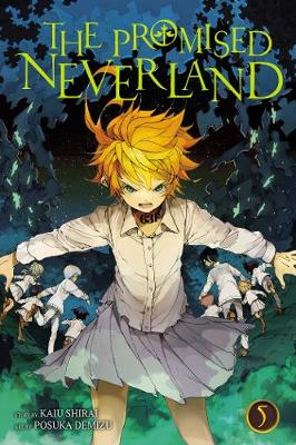 The Promised Neverland, Vol. 5 - The Promised Neverland 5 (Paperback)