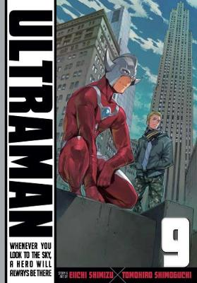 Ultraman, Vol. 9 - Ultraman 9 (Paperback)