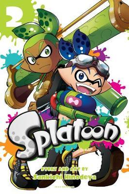 Splatoon, Vol. 2 - Splatoon 2 (Paperback)