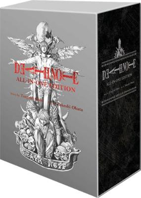 Death Note (All-in-One Edition) - Death Note (Paperback)