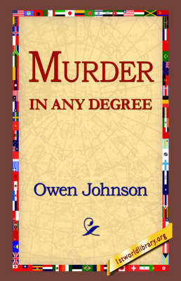 Murder in Any Degree (Paperback)