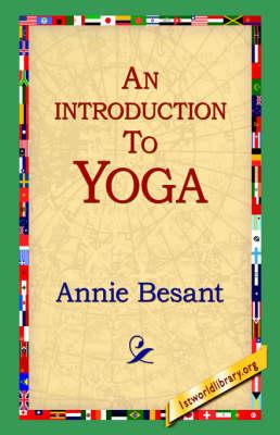 An Introduction to Yoga (Hardback)