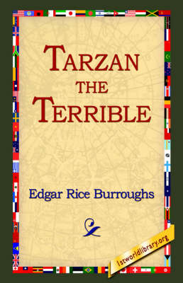 Tarzan the Terrible (Hardback)