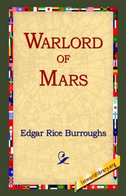 Warlord of Mars (Hardback)