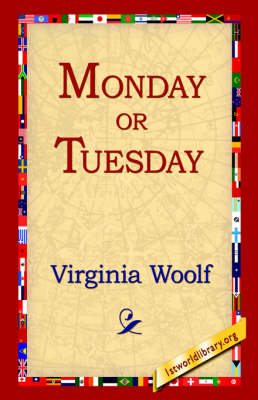 Monday or Tuesday (Hardback)