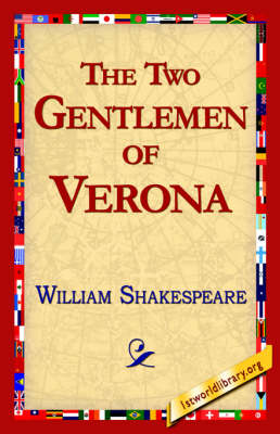 The Two Gentlemen of Verona (Paperback)