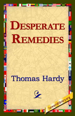 Desperate Remedies (Paperback)