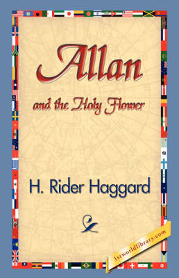 Allan and the Holy Flower (Hardback)