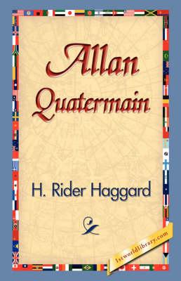 Allan Quatermain (Hardback)