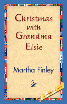 Christmas with Grandma Elsie (Hardback)