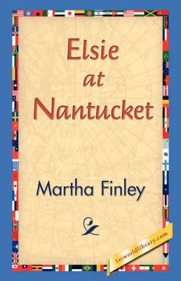 Elsie at Nantucket (Hardback)