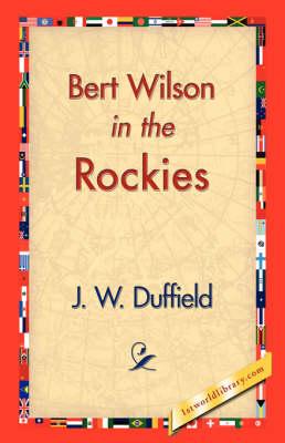 Bert Wilson in the Rockies (Paperback)