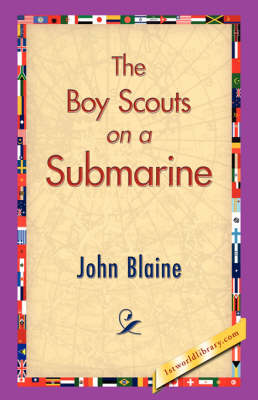 The Boy Scouts on a Submarine (Paperback)