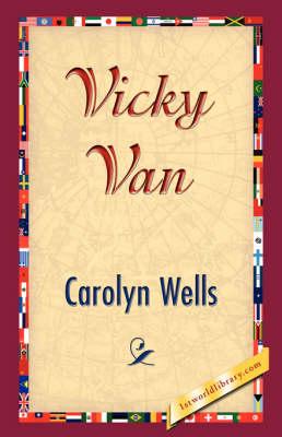 Vicky Van (Hardback)