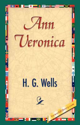 Ann Veronica (Hardback)