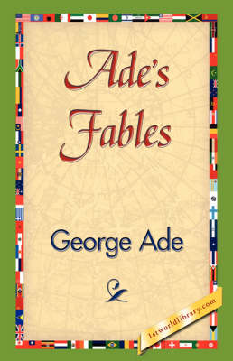 Ade's Fables (Hardback)
