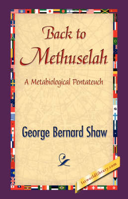 Back to Methuselah (Hardback)