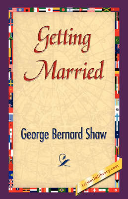 Getting Married (Hardback)